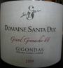 Domaine Santa Duc Gigondas Grand Grenache 66 2009