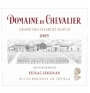 Domaine de Chevalier 2003