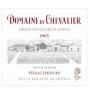 Domaine de Chevalier 2012