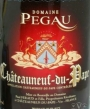 Domaine du Pégaü Châteauneuf-du-Pape Cuvée da Capo 2007