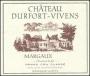 Durfort Vivens 2001
