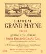 Grand Mayne 1998