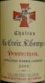 La Croix Saint Georges 2000