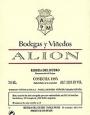 Vega Sicilia Alion 2001