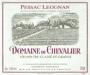 Domaine de Chevalier 1999